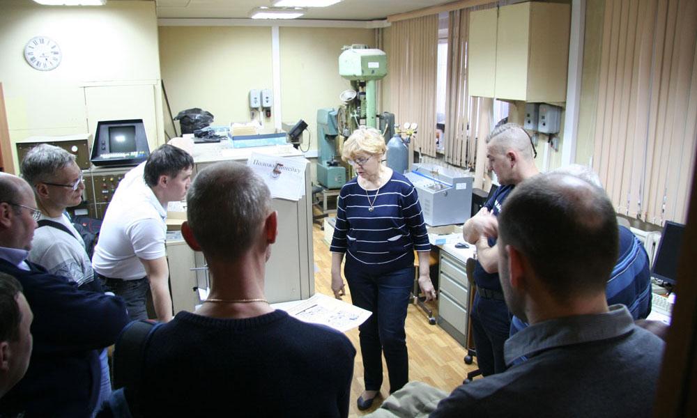 Семинар ЦНИИПСК им. Мельникова