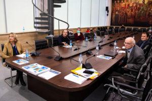 Выступление на конференции Современные методы защиты от коррозии. Металл Экспо 2020 г