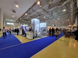 Выставка Металлоконструкции 2021 общие планы